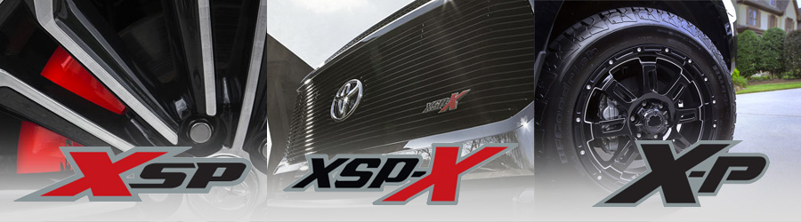 Toyota XSP & XSP-X Accessories Package in Tuscaloosa, AL ...