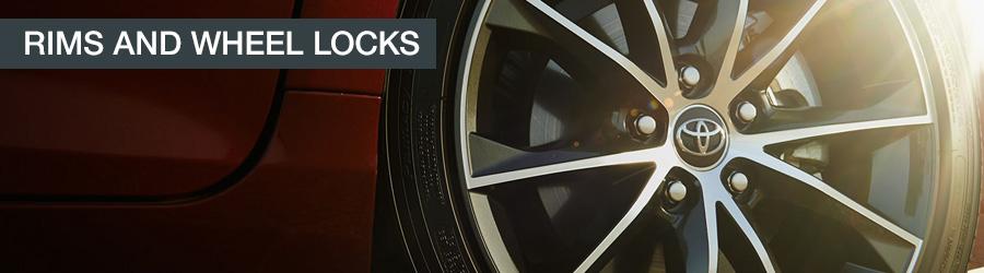 Toyota rims wheel locks Tuscaloosa AL