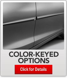 accessories modules  Toyota colorkey