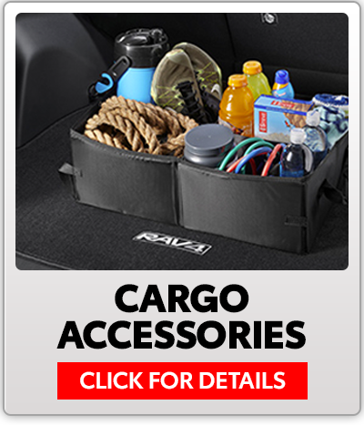accessories modules  Toyota cargo