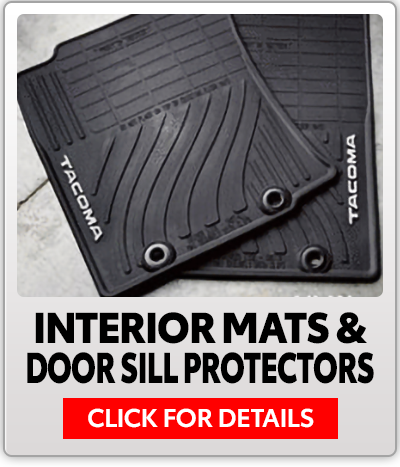 accessories modules  Toyota interiorprotection