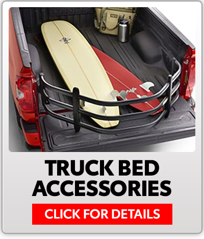 accessories modules  Toyota truck bed accessories