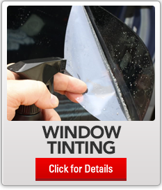 Toyota tinting