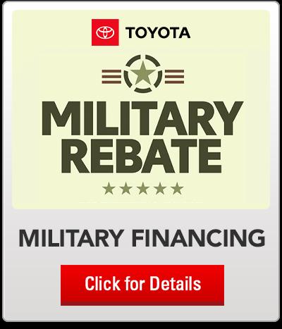 militar financing