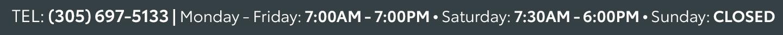 service module hours