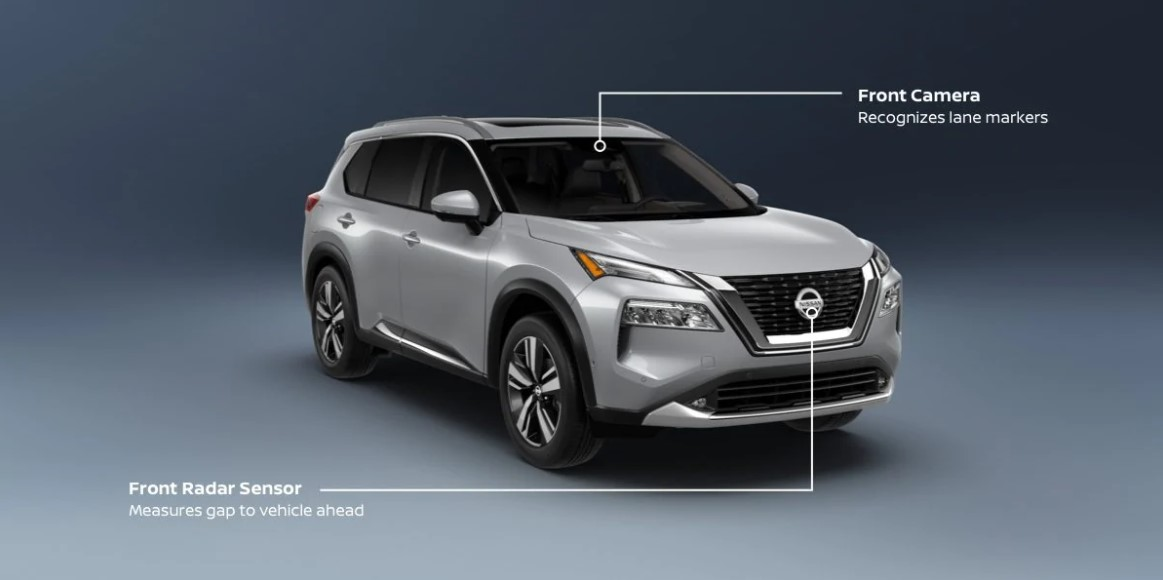 nissan propilot assist how it works