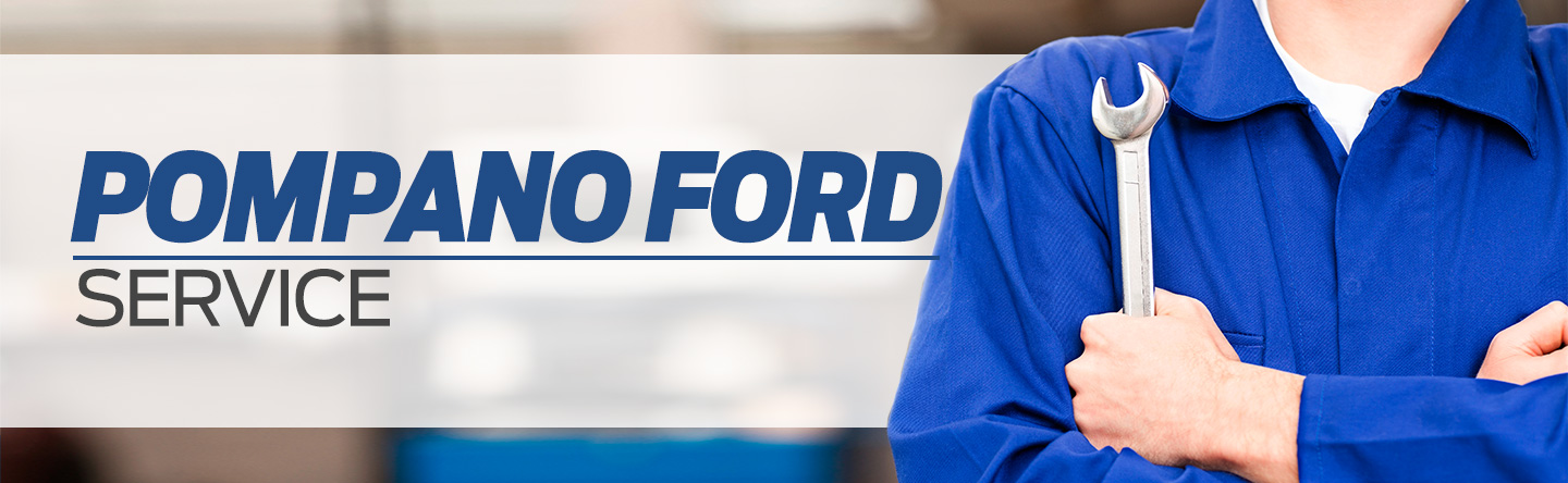 Ford service auto repairs parts Pompano Beach FL