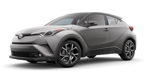 Grey Toyota