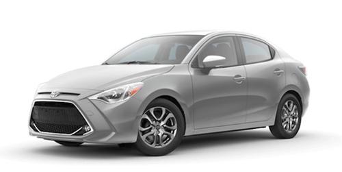 Grey Toyota Car