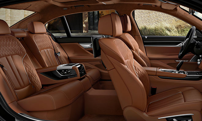 SIT IN THE LAP OF LUXURY.