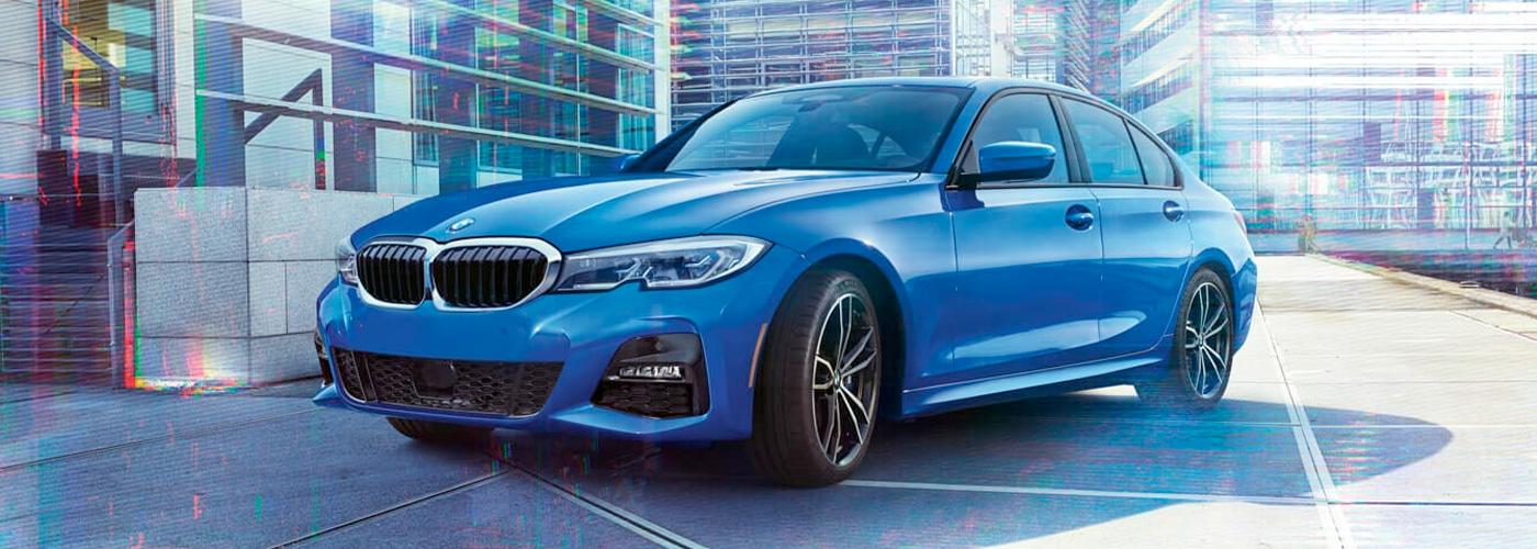 2021 BMW 3series