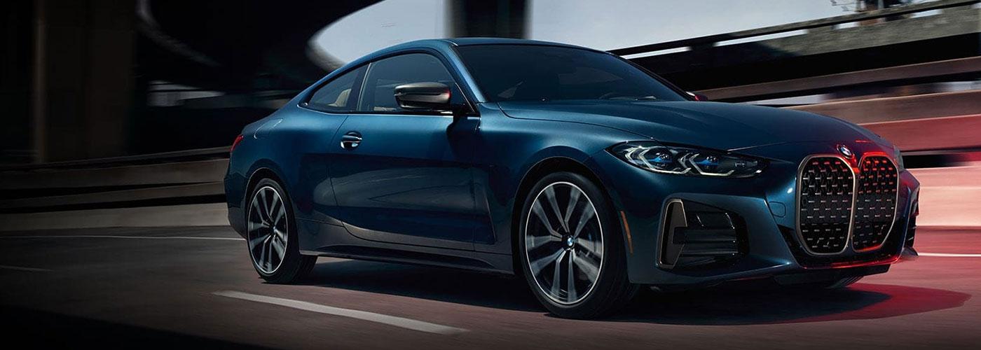 2021 BMW 4series