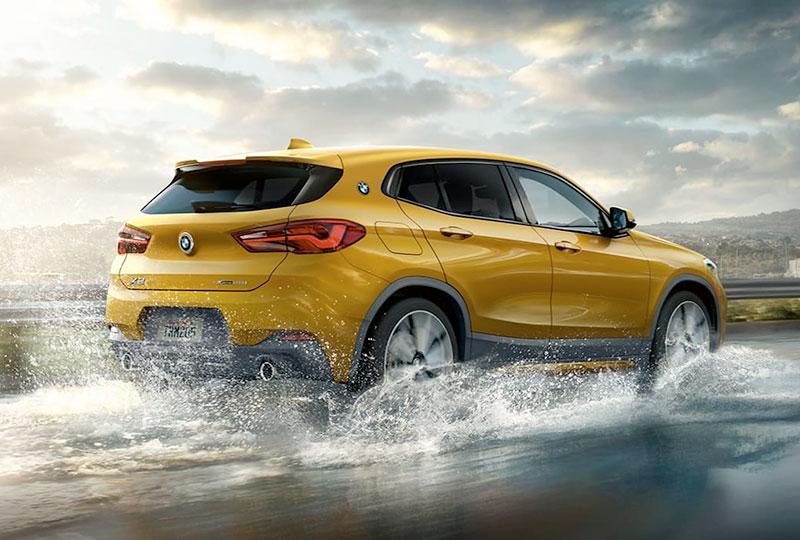 2021 BMW X2 Design