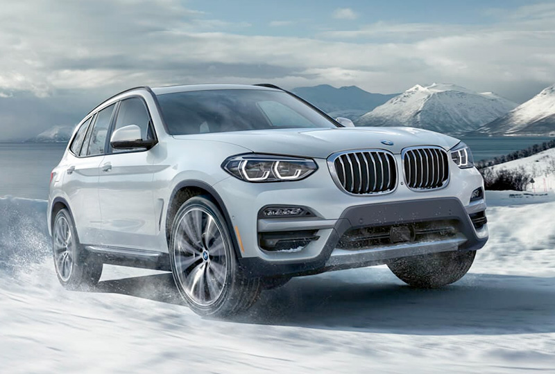 2021 BMW X3 Design