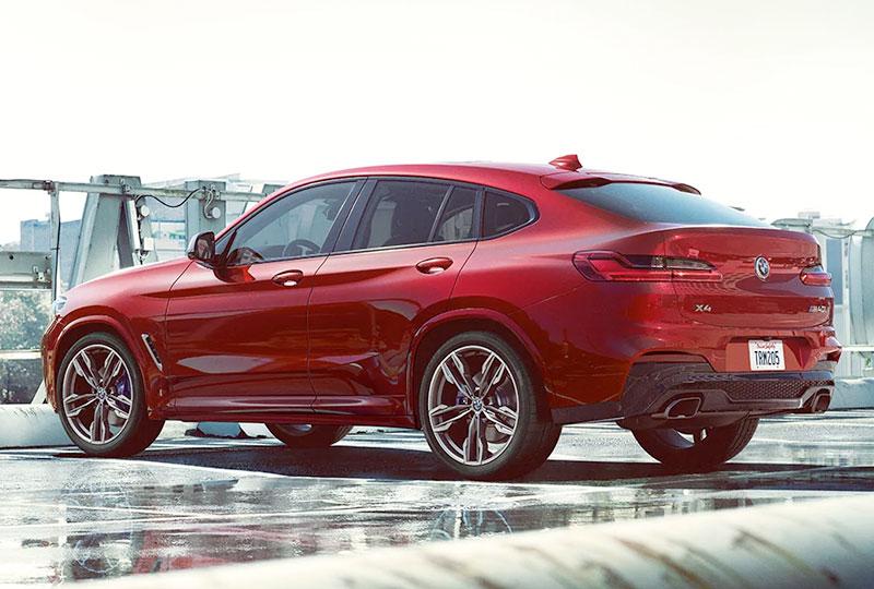 2021 BMW X4 Design