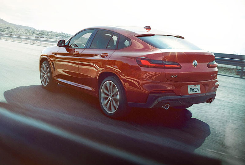 2021 BMW X4 Safety