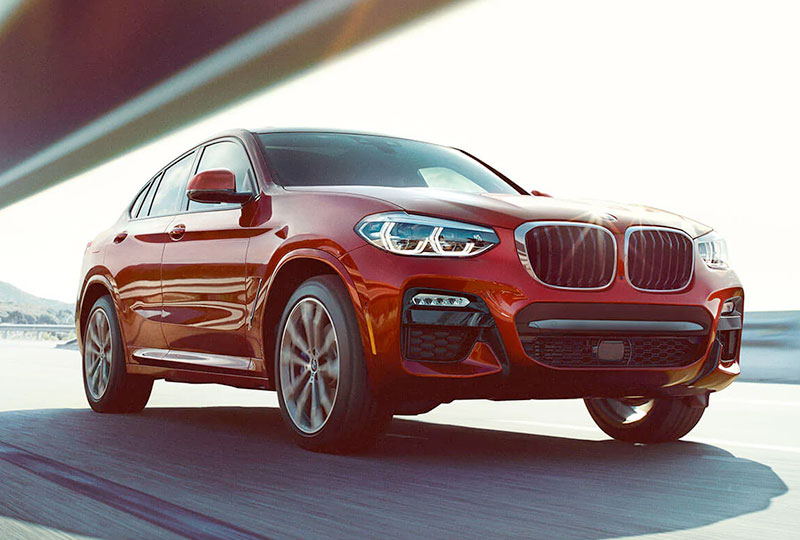 2021 BMW X4 Technology