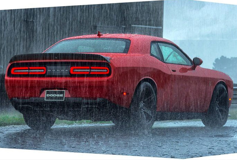 2020 Dodge Challenger SAFETY & SECURITY