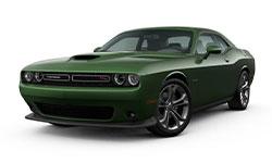 2020 Dodge Challenger trims