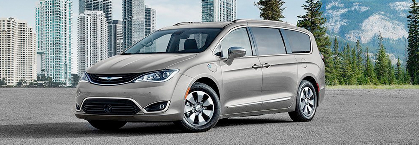 2018 Chrysler Pacifica in Titusville, FL | Parks Chrysler ...