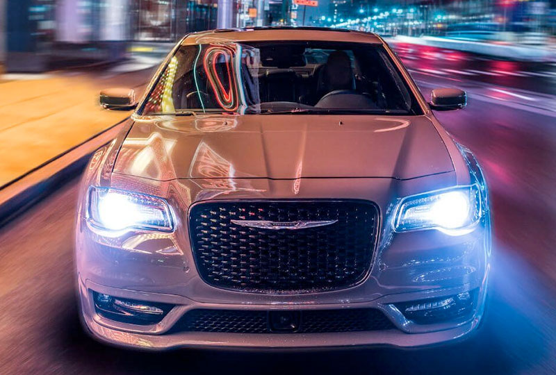 2020 Chrysler 300 Exterior
