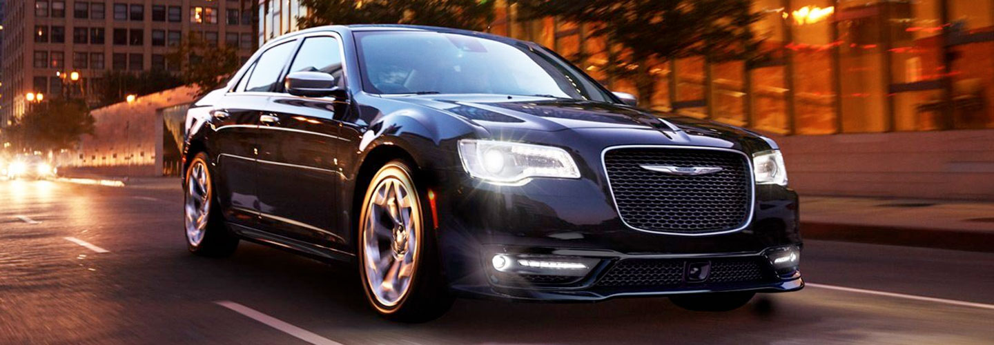 2020 Chrysler 300 Header