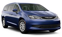 2020 Chrysler Voyager TRIMS