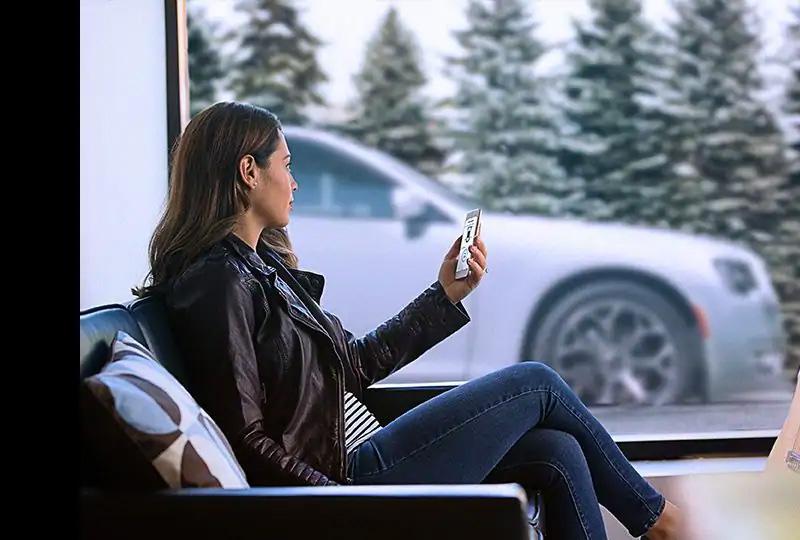 2021 Chrysler 300  TECHNOLOGY