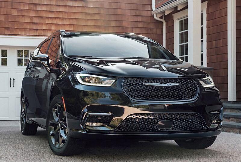 2021 Chrysler Pacifica  DESIGN