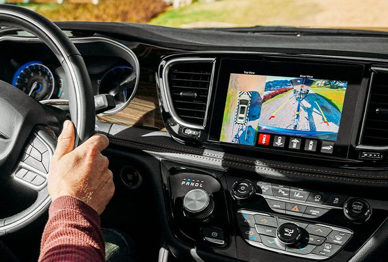 2021 Chrysler Pacifica  SAFETY & SECURITY