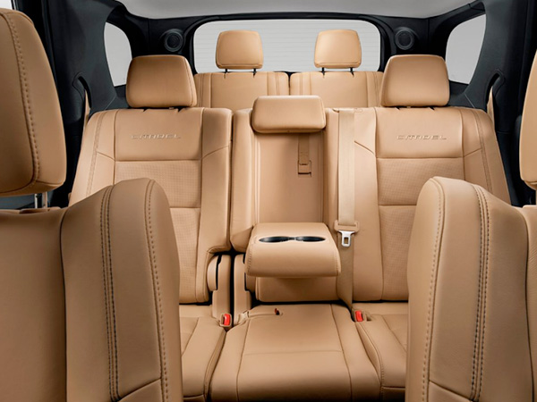 2017 Dodge Durango CARGO SPACE TO THE MAX