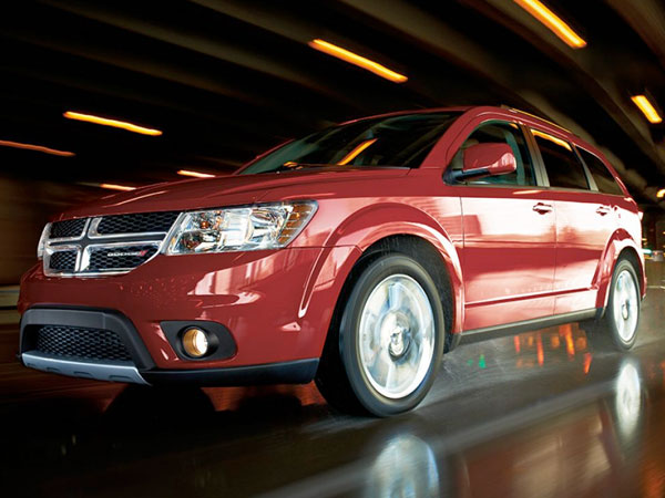2017 Dodge Journey RAISE THE ROOF