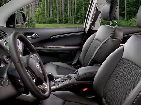 2017 Dodge Journey FOLD-FLAT SEATS