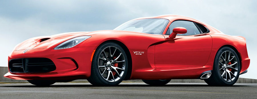 2017 Dodge Viper POISED FOR A STRIKE