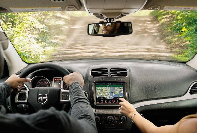 Dodge Uconnect® Navigation | Briggs Chrysler Dodge Jeep Ram