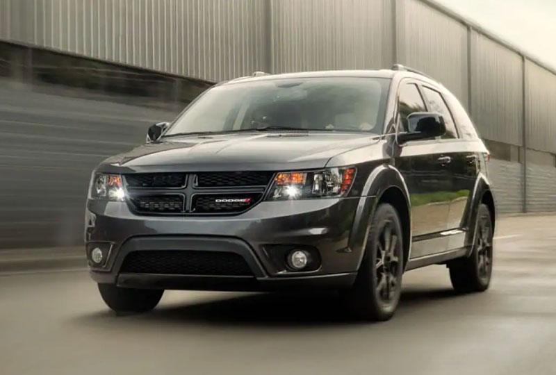 2019 Dodge Journey Safety