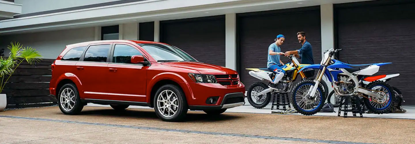 2019 Dodge Journey Frisco TX