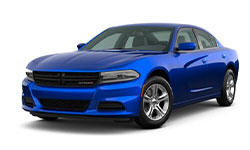 2020 Dodge Charger trims