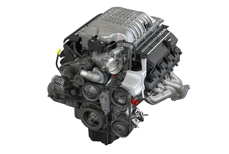2021 Dodge Challenger performance