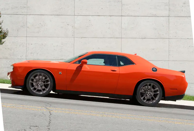 2021 Dodge Challenger SAFETY & SECURITY