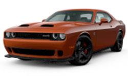 2021 Dodge Challenger trims