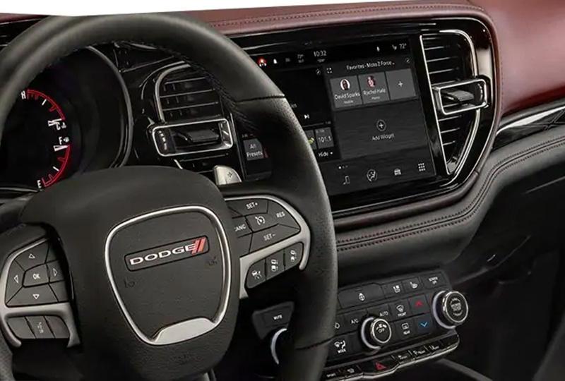 2020 Dodge Durango interior