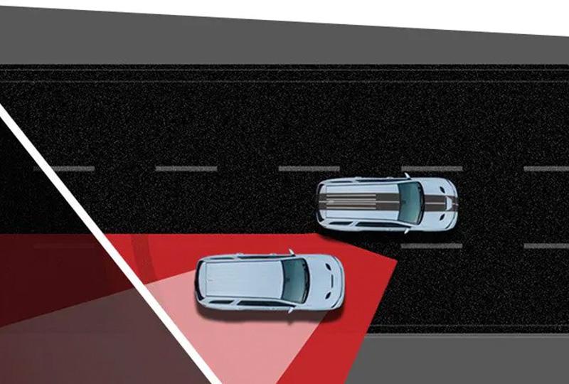 2020 Dodge Durango SAFETY & SECURITY