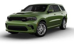 2020 Dodge Durango trims