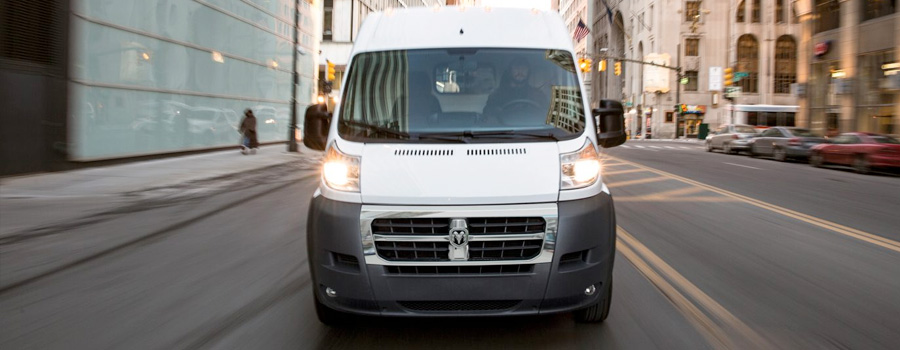 The Ram ProMaster® Warranty