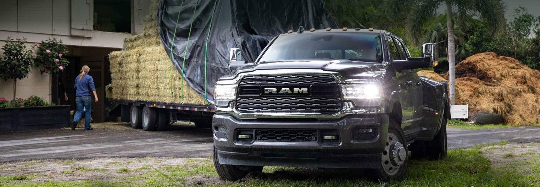 2020 Ram 3500 header