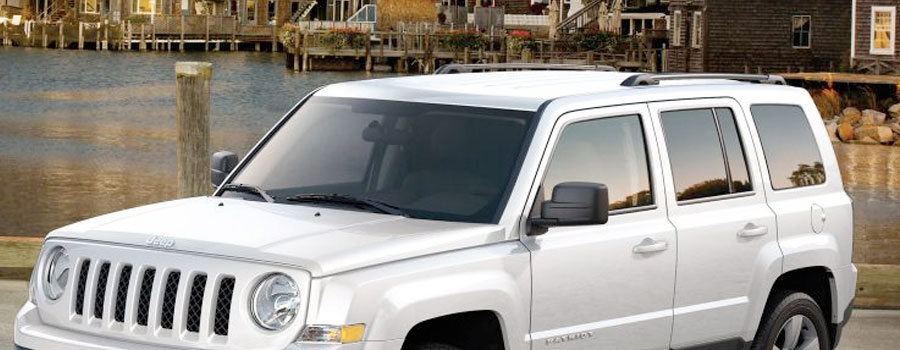 2017 Jeep Patriot ROOF RAILS