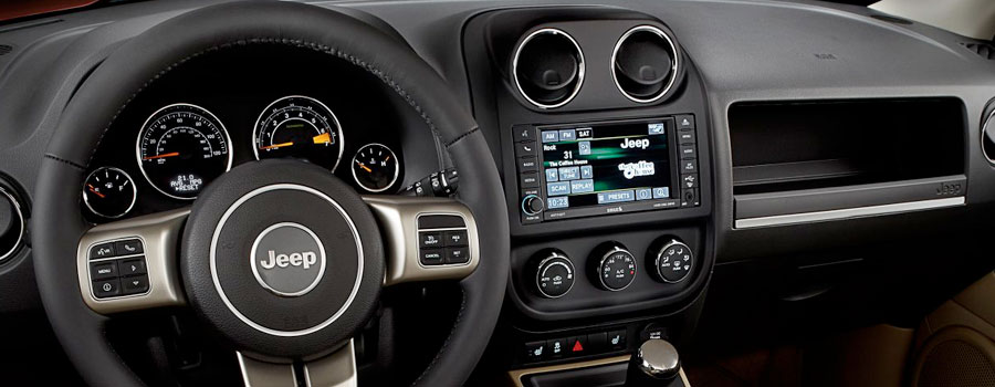 INTERIOR. 2017 Jeep Patriot Automatic Temperature Control