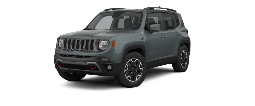 2017 Jeep Renegade In Seneca Sc