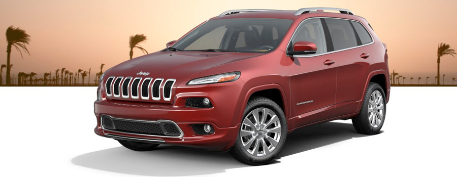 2017 Jeep Cherokee World-Class Quality And Design